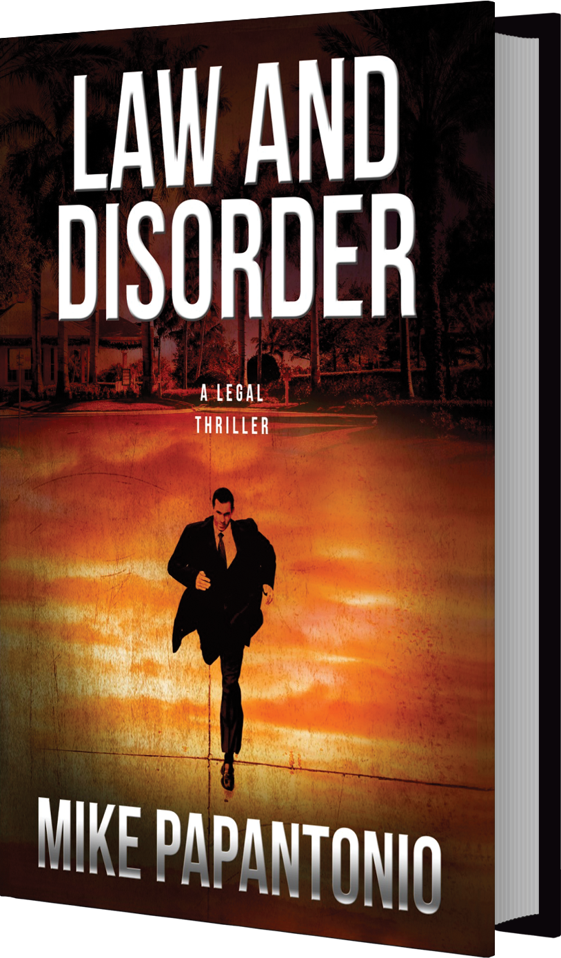 Read Law and Disorder by Mike Papantonio